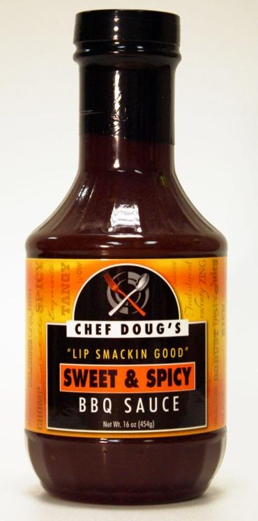 Chef Doug Sweet & Spicy